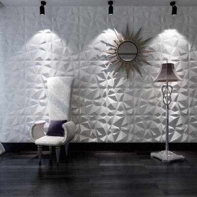 Tấm Ốp Tường 3D Vinacen_RBV003