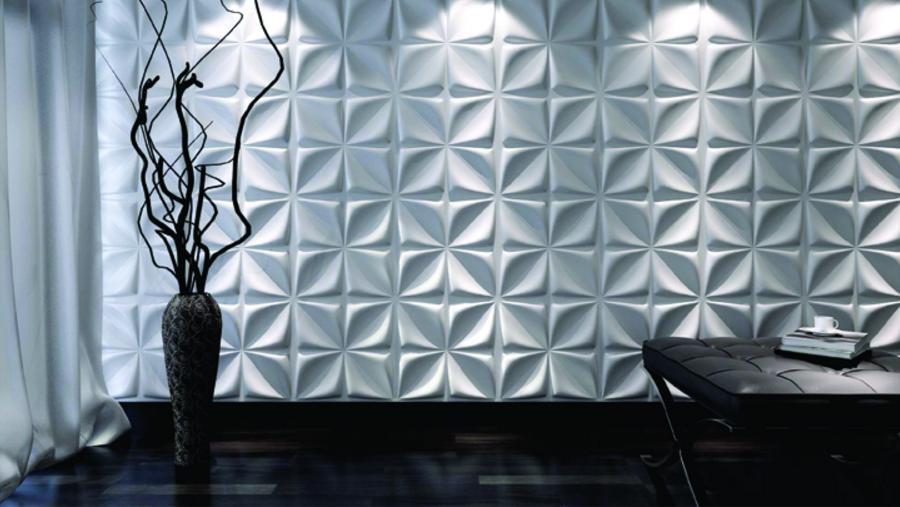 Tấm Ốp Tường 3D Vinacen_RBV008