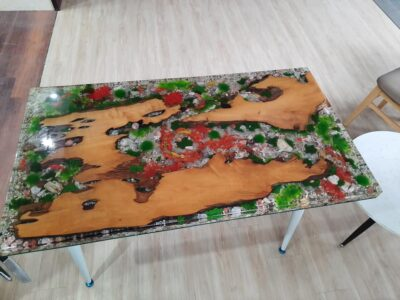 Những mẫu bàn Epoxy Resin đẹp nhất giá rẻ bất ngờ