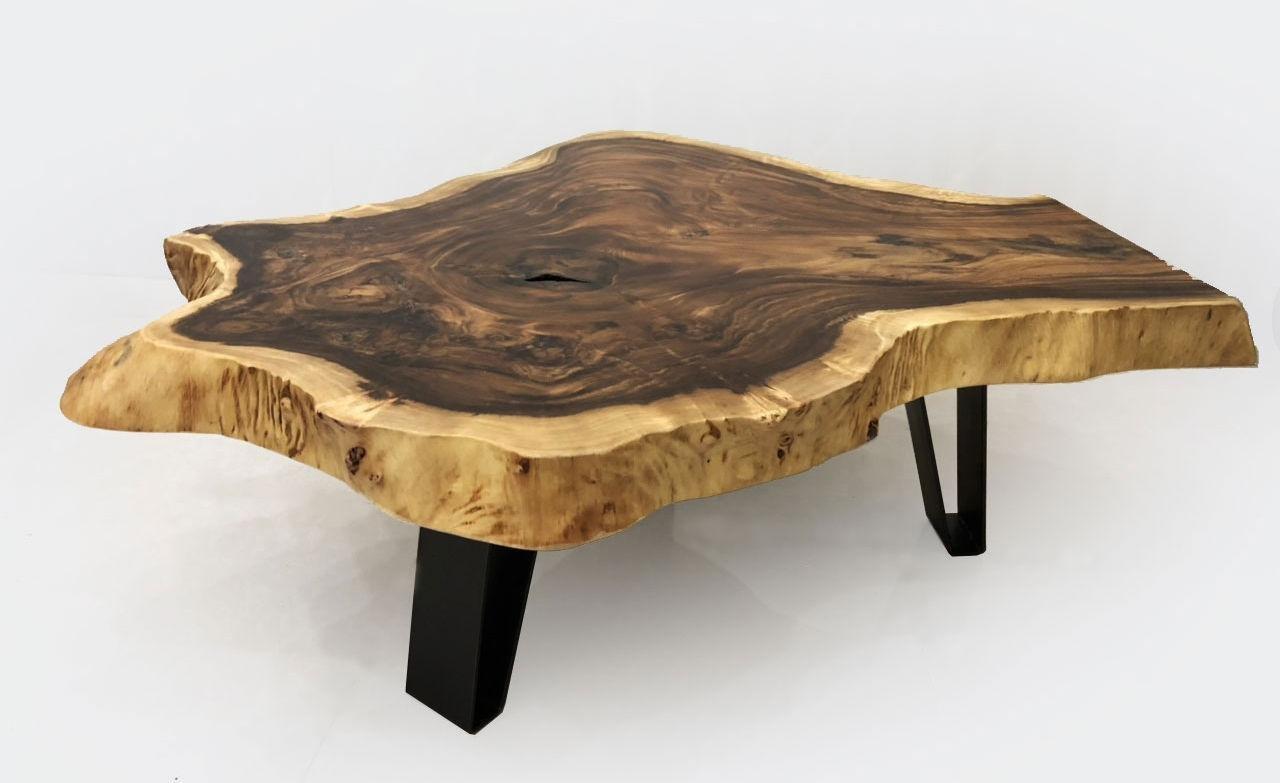 Chân bàn gỗ me tây như thế nào là tốt?